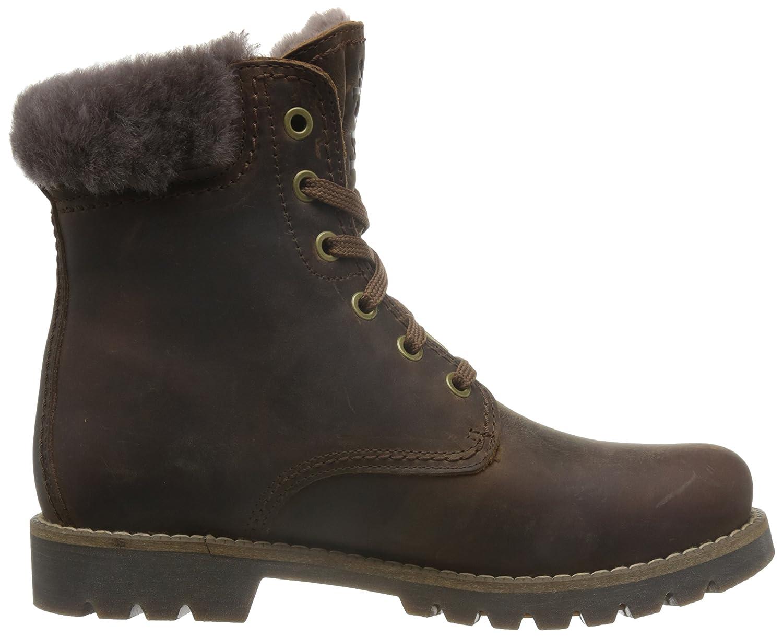 PANAMA JACK Panama 03 Igloo, Boots à à Boots Doublure Chaude et Style Biker FemmesB00Y0R6KNUParent 8f990b