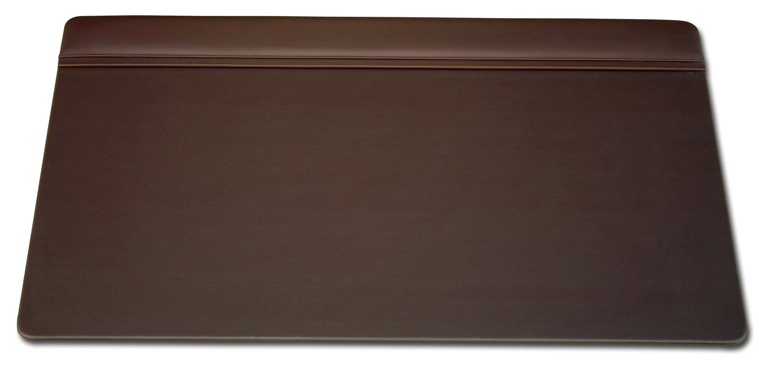 Dacasso Chocolate Brown Top-rail Pad, 34 by 20-Inch