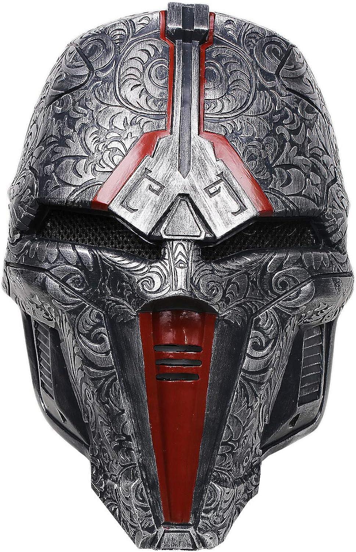Xcoser Sith Acolyte Mask Deluxe Resin Helmet Props Halloween Cosplay Costume Adult