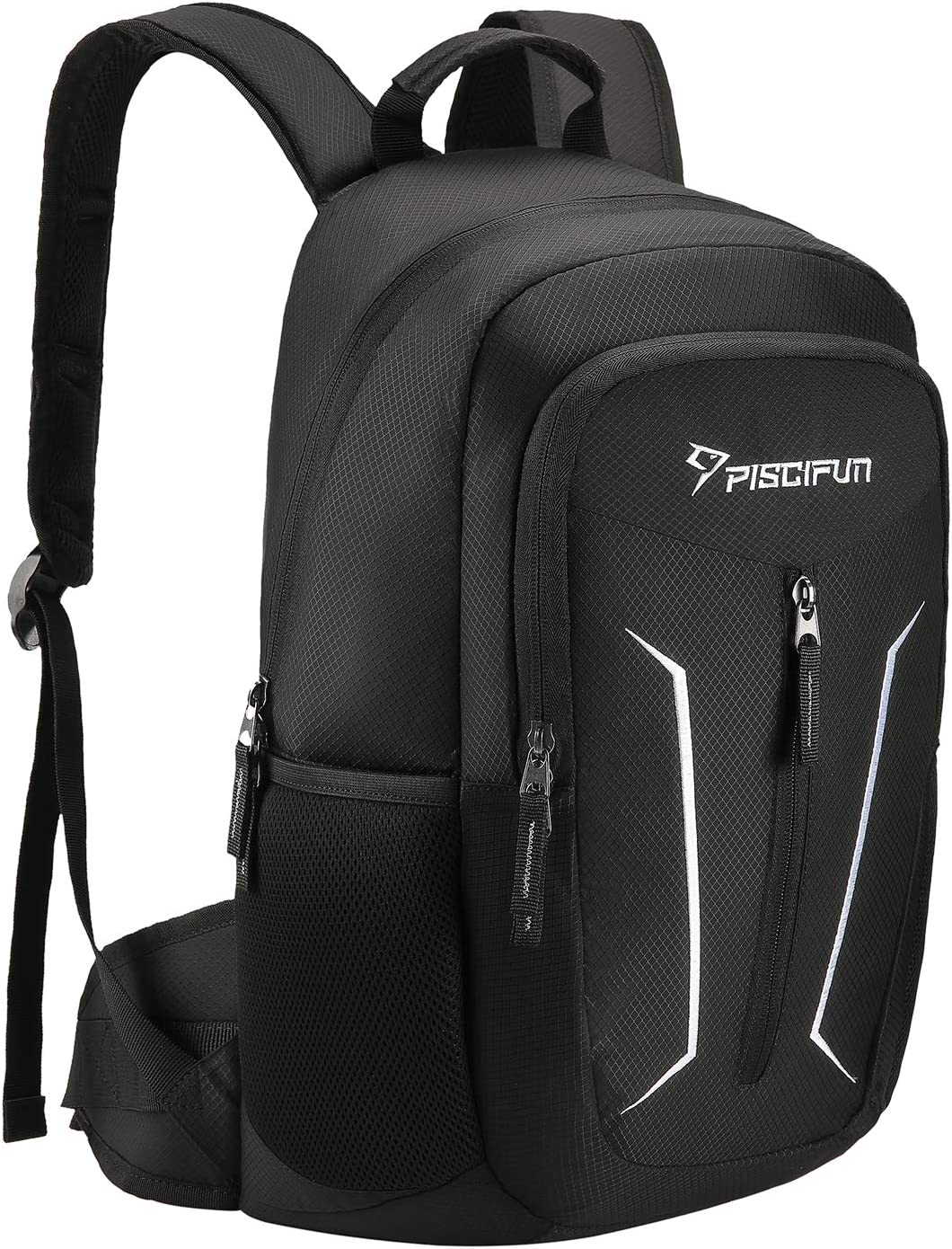 Piscifun Cooler Backpack – Leakproof Insulated Cooler Bag – Soft Lightweight Backpack Cooler for Men Women – Keeps Food and Drinks Cold – for Picnic, Fishing, Hiking, Camping, Beach, Park, Day Trip