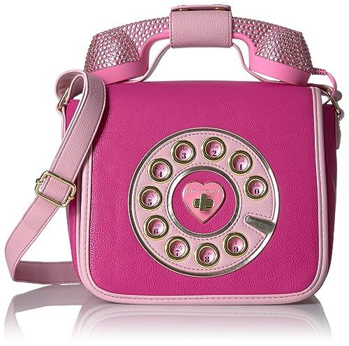 Betsey Johnson Phone Bag Cross Body Handbag