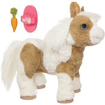 Amazon Com Furreal Friends Baby Butterscotch My Magical