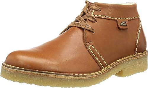 Camel Active Havanna 13, Men's Ankle Boots, Braun (saddle