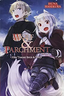 Wolf Parchment New Theory Spice Vol