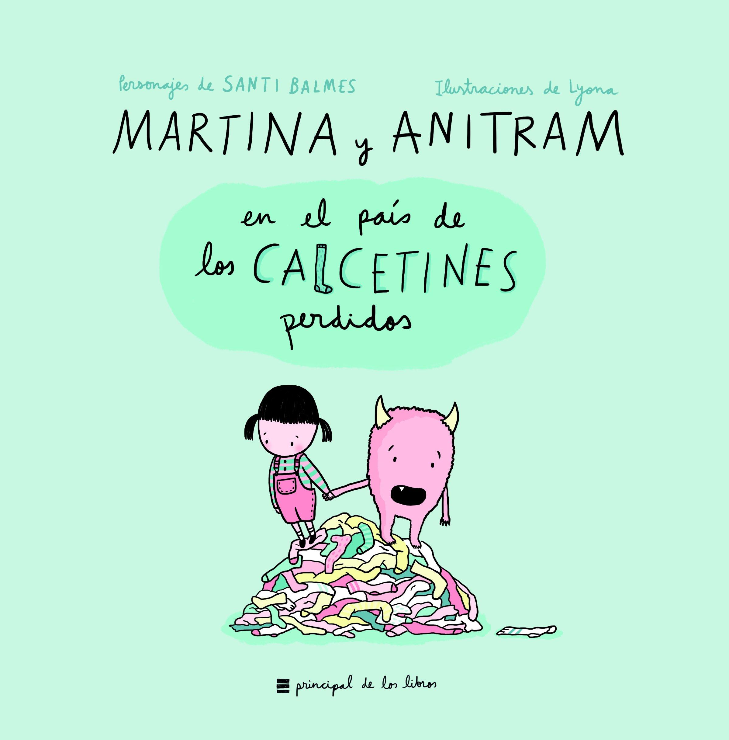 MARTINA Y ANITRAM EN EL PAIS DE LOS CALCETINES PERDIDOS: VARIOS AUTORES: 9788416223848: Amazon.com: Books