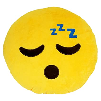 Buy Sleepy Face Emoji Primecuts Premium Quality 35cm Big Sleepy