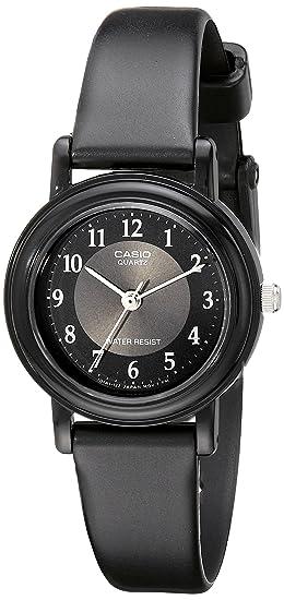 01abcef9fdd5 Casio LQ139A-1B3 - Reloj clásico de resina para mujer