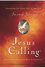 Jesus Calling: Enjoying Peace in His Presence, with Scripture references (Jesus Calling®) Kindle Edition