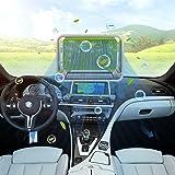 Car Ozone Air Purifier, LIMINK 500mg/h Portable O3