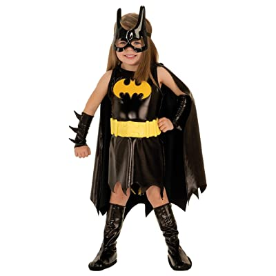 Batgirl Costume - Toddler (USA size 2-4): Toys & Games