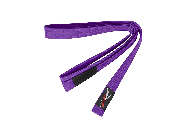 con colores est/ándar brasile/ños Jiu Jitsu Cintur/ón 100 /% de algod/ón brasile/ño Jiu Jitsu BJJ Pro de Vector Sports