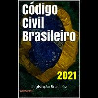 Código Civil Brasileiro: 2021 (Legislação Brasileira 2021)