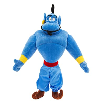 Disney Genie Plush Doll - Aladdin - Medium - 21 Inch: Toys & Games
