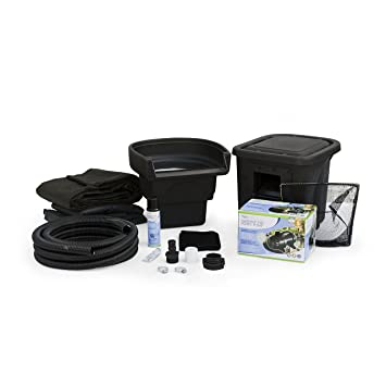 Aquascape 99765 MicroPond Kit 8u0027x11u0027 (1000 ...