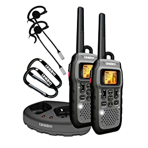 Uniden Submersible 50 Mile FRS/GMRS Two-Way Radios