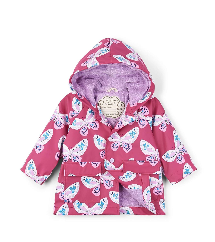 1c7b1cc9e Amazon.com  Hatley Baby Girls  Printed Raincoats  Clothing