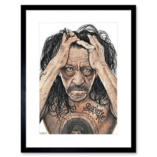 Wee Blue Coo Wayne Maguire Tattooed Danny Trejo Inked Ikon ...