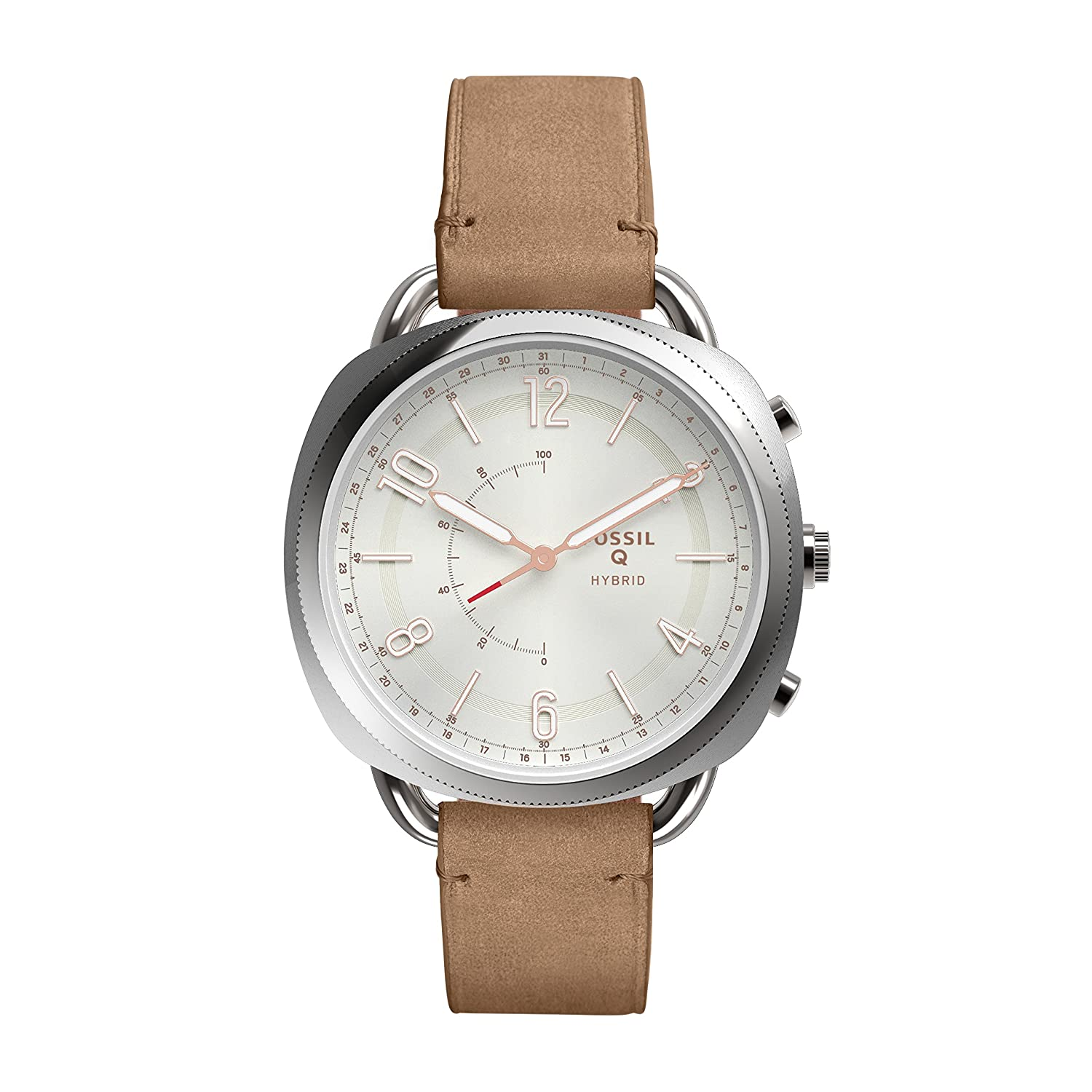 Amazon.com: Fossil Q FTW1200 Ladies Accomplice Smartwatch ...