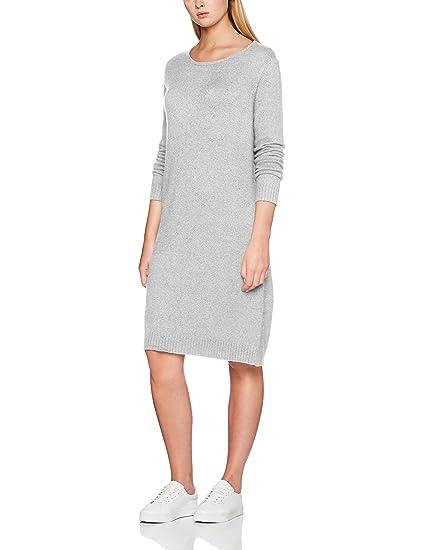 Dress Robe FemmeVêtements Ls Noos Viril Knit Et Vila wkXP80nNO