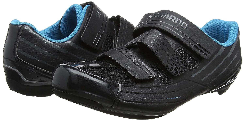Zapatillas de Ciclismo para Mujer Color Negro Talla 44 SHIMANO RP2W SPD-SL