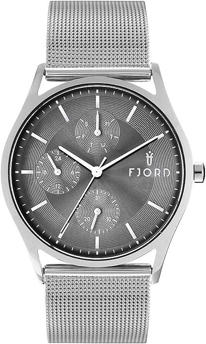 Fjord VENDELA Japan Quartz Watch FJ 3035 22: Amazon.co.uk