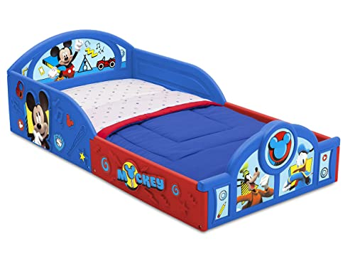 Disney Mickey Mouse Deluxe Toddler Bed