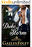 Duke of Storm (Moonlight Square, Book 3)