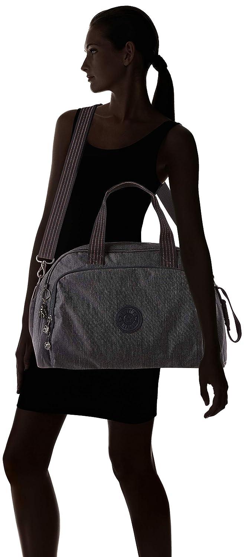 22 liters Black Pylon Emb 44 cm Black Kipling CAMAMA Messenger Bag