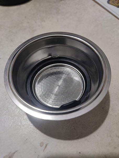 Filtro para cafetera de 2 tazas DeLonghi (EC680, EC820, EC850 ...