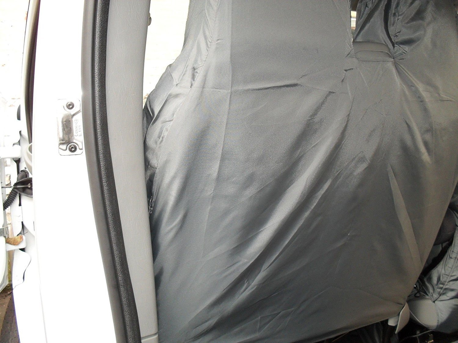 SEAT COVERS ROSSINI WATERPROOF GREY r SUITABLE FOR TOYOTA PROACE 2017 VAN S+D /£58.95
