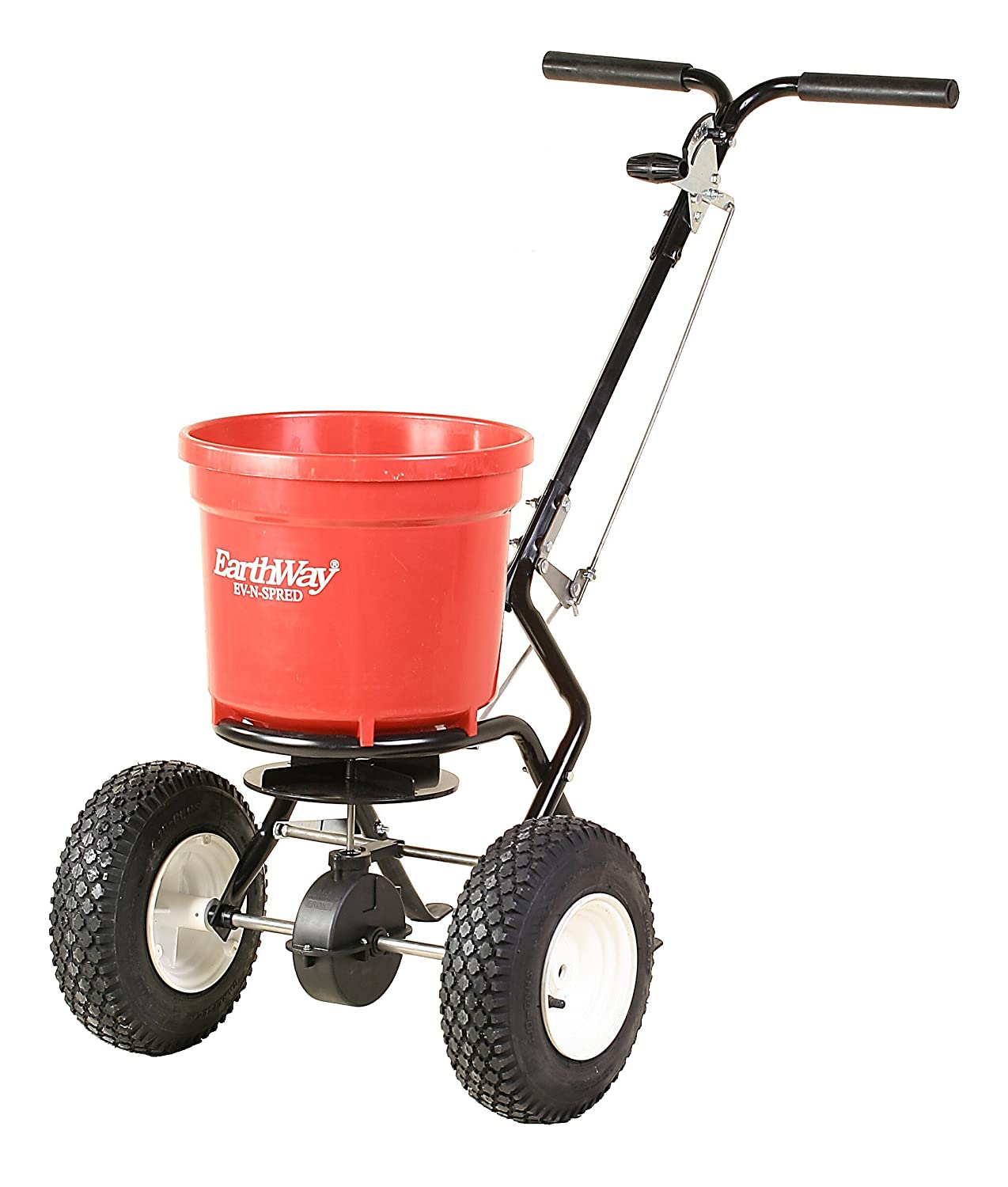 Earthway 50-Pound Walk-Behind Broadcast Spreader