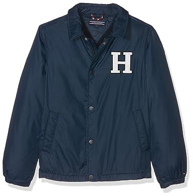 Tommy Hilfiger Ame Thkb Basic Coach Jacket Chaqueta Punto para Hombre