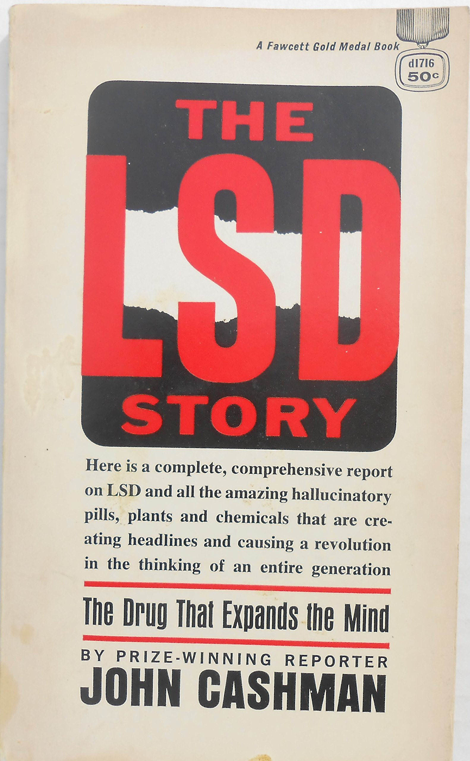 The LSD Story: Amazon.es: Cashman, John: Libros