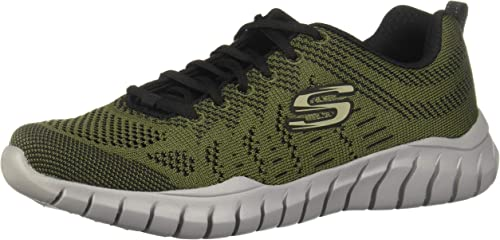 Skechers Overhaul Debbir Men Sneaker Air Cooled Memory Foam