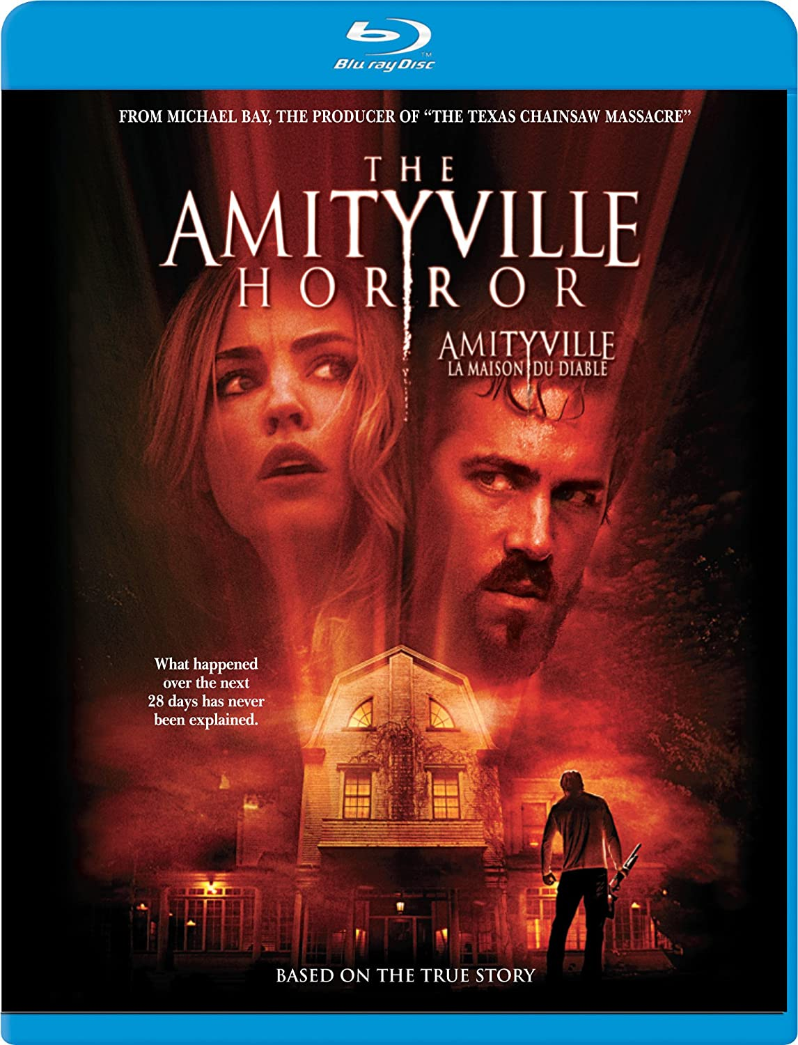 Amityville Horror, The (2005) [Blu-ray] (Bilingual) MGM Canada