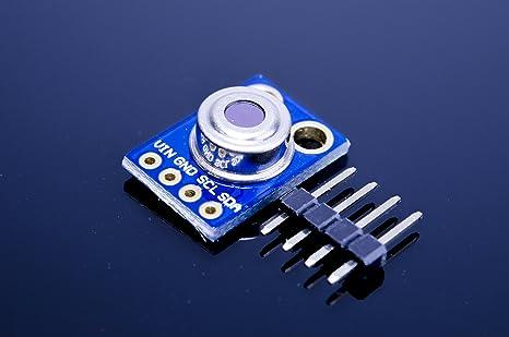 acrobotic MLX90614 termómetro de infrarrojos IR Sensor Detector de temperatura Breakout Junta para Arduino Raspberry Pi