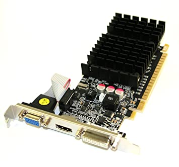 Amazon.com: Sparkle PC 210 1 GB 64-bit X16 tarjeta gráfica ...