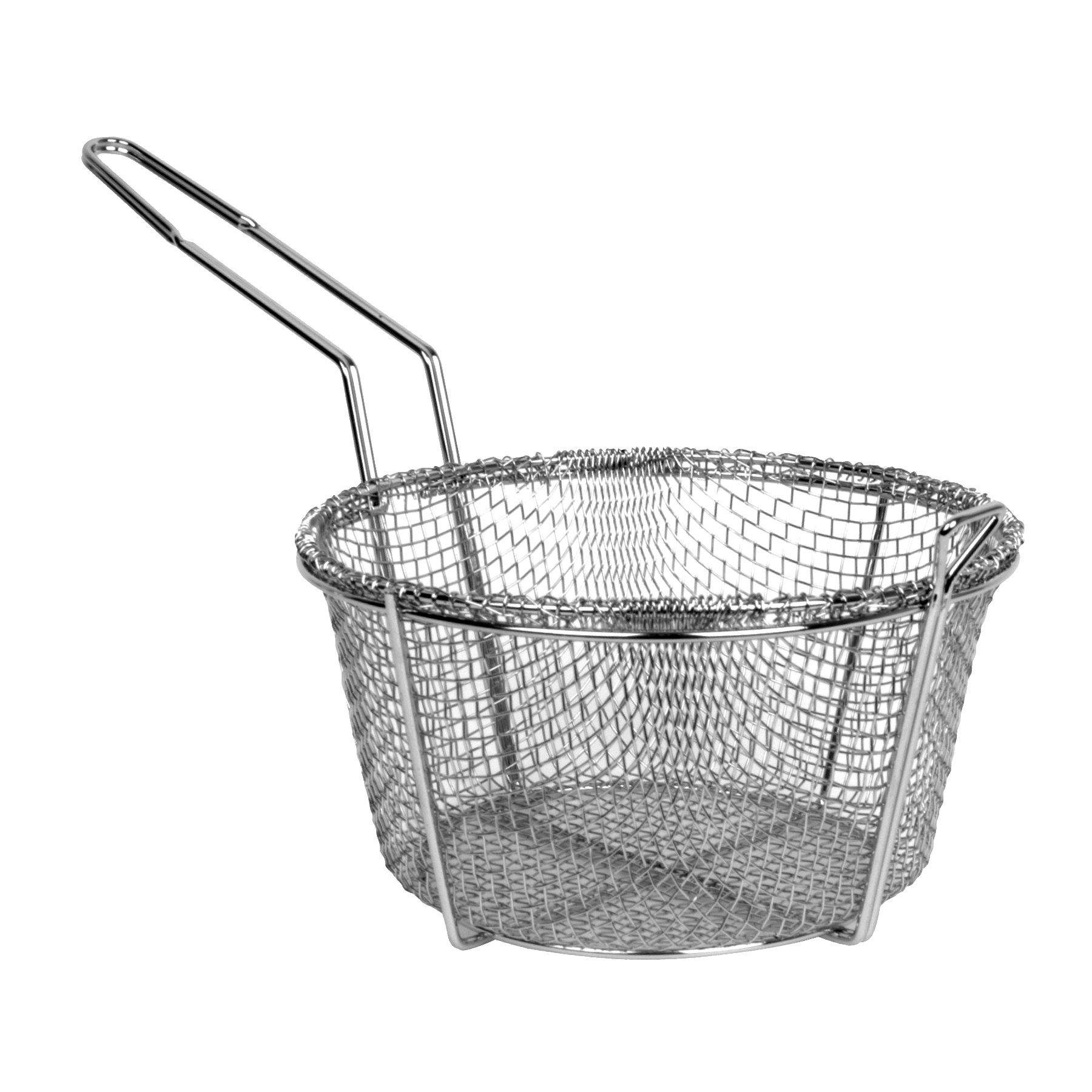 Thunder Group 9 Inch Fry Basket, Medium