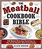Meatball Cookbook Bible (Empty 1) (English Edition)