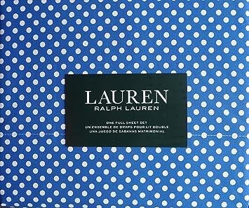Lauren Ralph Lauren Bettwasche 4 Teilig Baumwolle Spannbetttuch