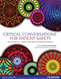 Critical Conversations for Patient Safety eBook