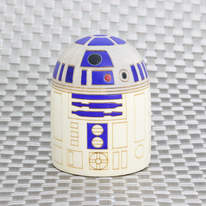 ポイント10倍 スターウォーズ R2 D2 こけし 卯三郎こけし Disney