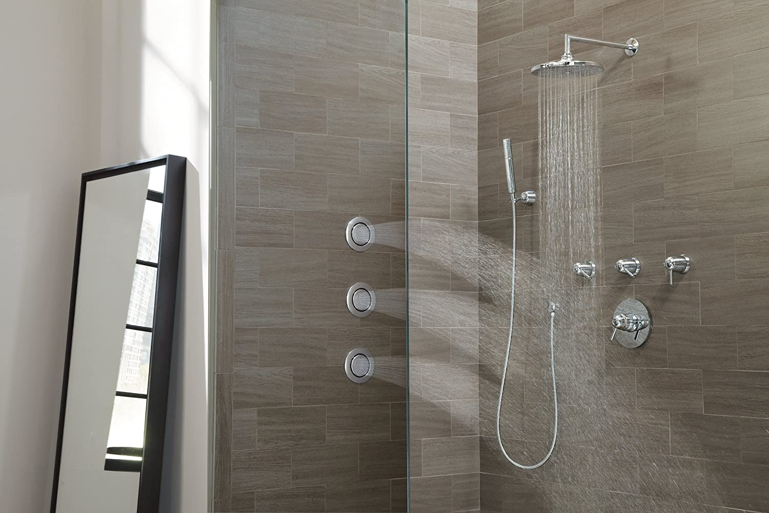 Moen S11705EP Fina Collection Hand Shower Chrome Moen Incorporated