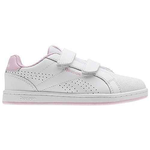 Reebok Royal Comp CLN 2v, Zapatillas de Tenis para Niñas: Amazon.es: Zapatos y complementos