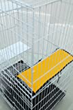4-Tier Cat Playpen Cat Cage with Climbing Ladders & Rest Benches