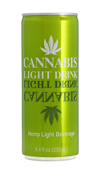 Beautiful Amazon.com : Cannabis Energy Drink, Light (Sugar Free), 8.4 Fl Oz Cans, 24  Pack, Imported From Amsterdam   Contains Real Hemp Seed Extract, ... Great Ideas