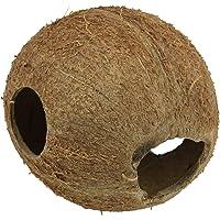 JBL 61514 kokosskal som en grotta för akvarier och terrarier, Cocos Cava 1/1 M