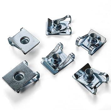 20 x metal escuadras abrazadera soporte | 51127070202 | myba de S