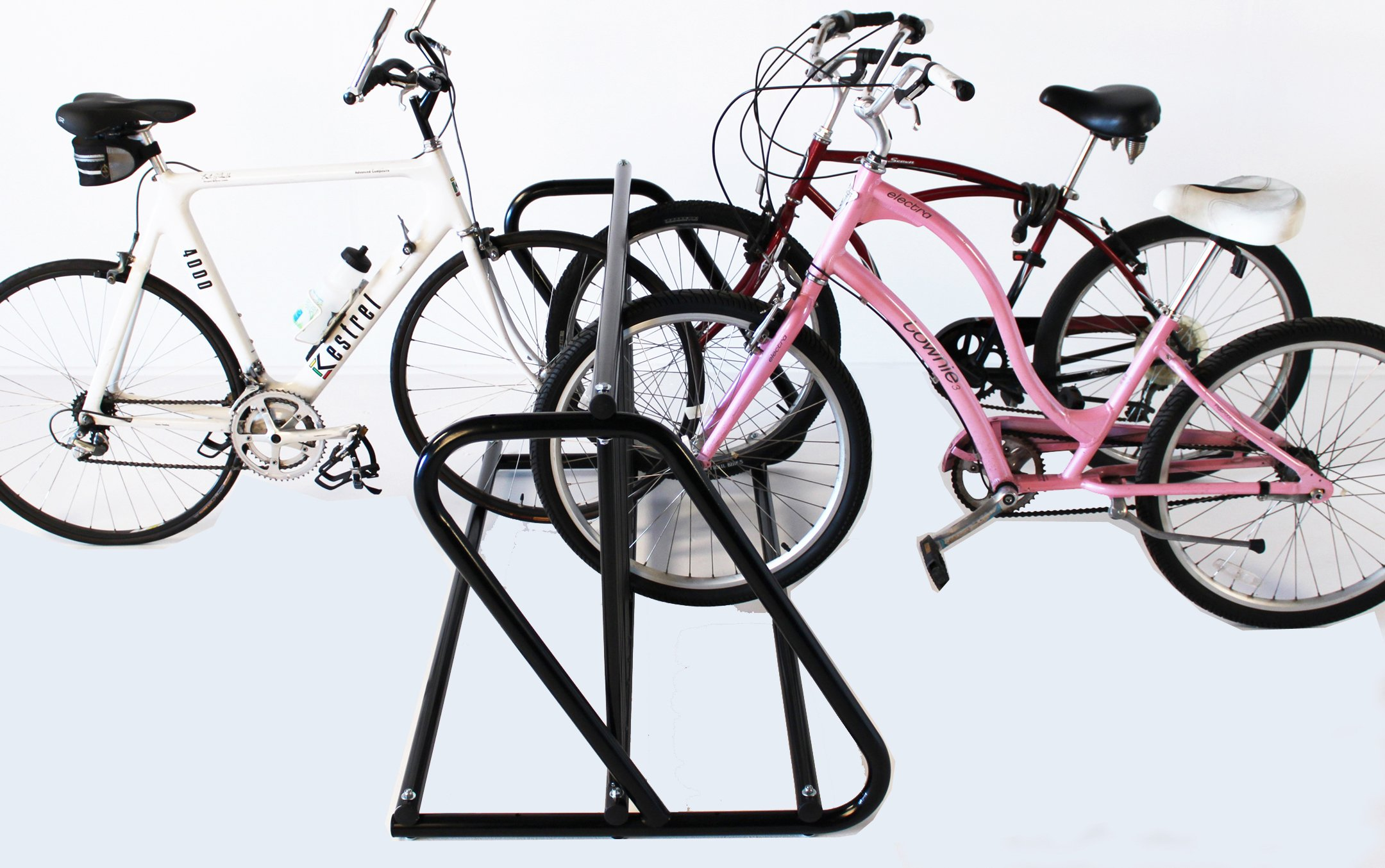 Hollywood Racks Dual Use 5-10 Bike Commercial Parking Rack by Hollywood Racks (Image #2)