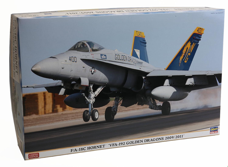 ハセガワ 1/48 飛行機シリーズ F/A-18C ホーネット
